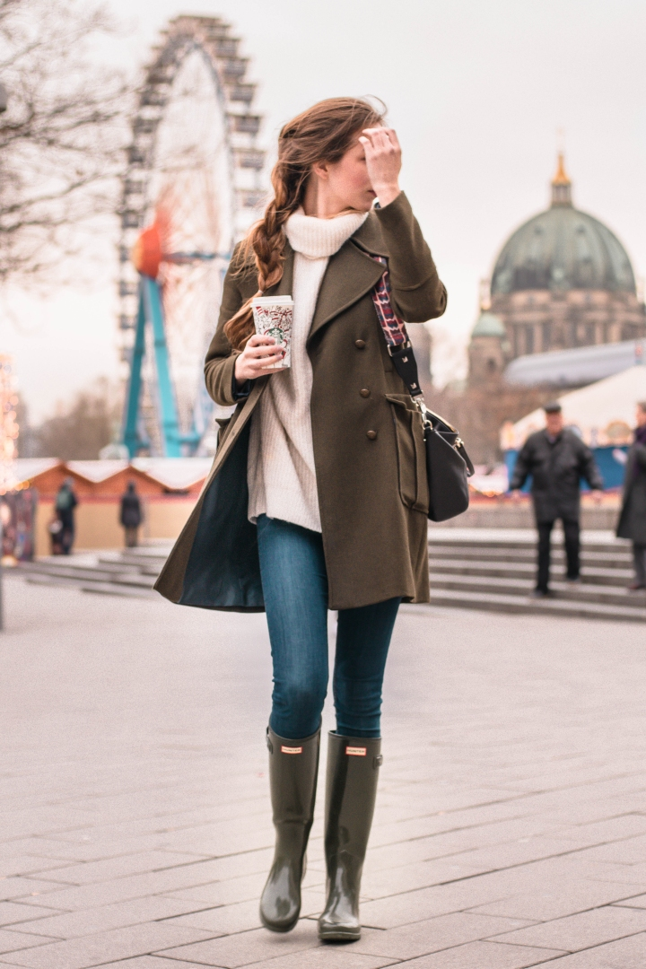 Outfit with Berlin Dome